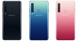 Smartphones Galaxy A9
