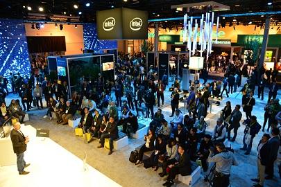 Intel Palestra sobre tecnolofias e a Lakefield