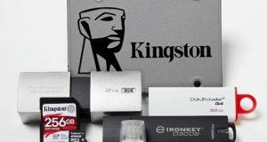 Produtos da Kingston na CES