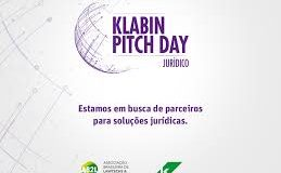 Banner do Klabin Pitch Day