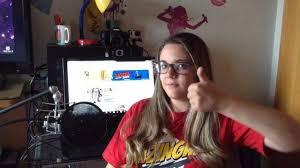 Malena Nunes gamer e Youtuber