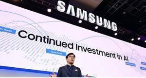 Samsung na CES