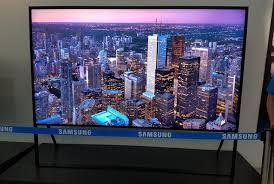 TV QLED 8K