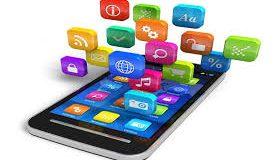 Smartphone com app