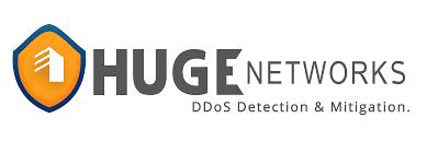 Logomarca ca Huge  proteção contra DDoS