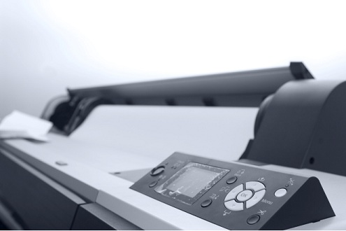 Impressora com produto de suprimentos de impressão