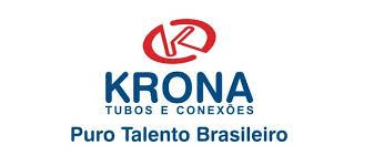 logomarca da Krona