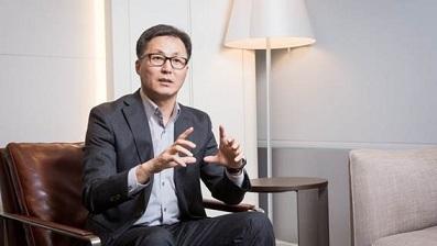 palestrante sobre smartphones Samsung