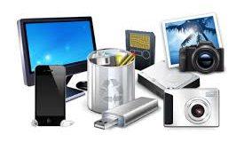 Softwares para recuperação de imagens