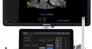 Equipamento samsung de diagnóstico de imagem