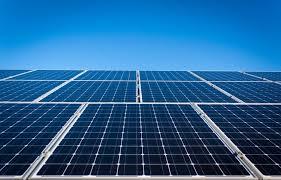 Fazenda solar eficiência energética