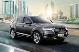 Audi Q7 preto
