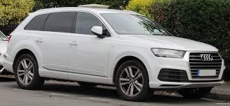 Audi Q7 na parceria com a Voom