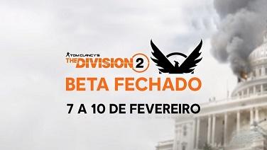 Beta fechado do Tom Clancy's The Division 2