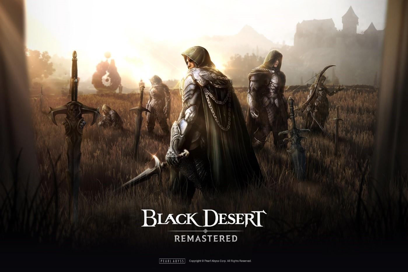 Cena do Black Desert