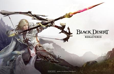Cena com arma no Black Desert Online