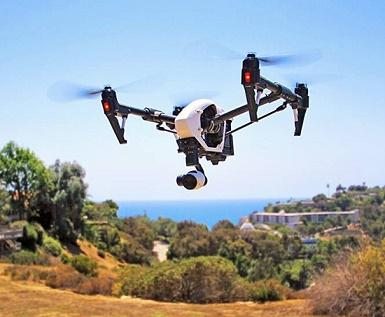 drones para entregas