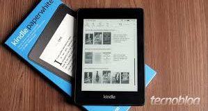 O Kindle Paperwhite
