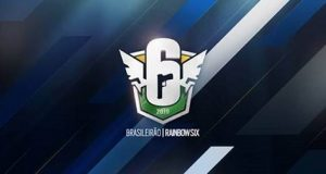 Logomarca do Brasileirão Rainbow Six