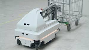 Robô industrial MiR
