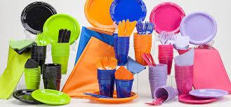 Plastico e artigos compostáveis