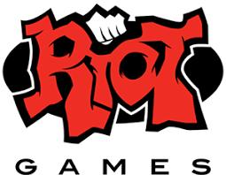 Banner da Riot games