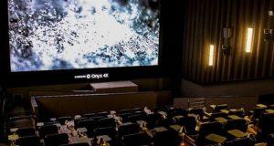 Samsung Onyx 4K instalada