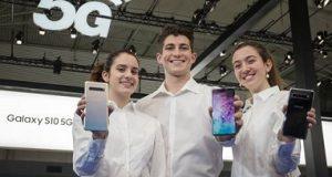 Tcnologias Samsung 5G no MWC19