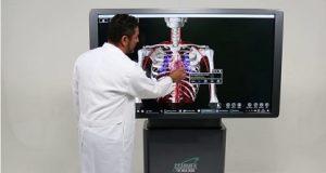 Tecnologia 3D em análises