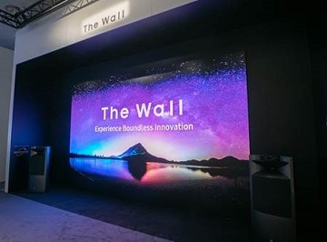 The wall QLED 8K