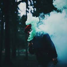 bomba de fumaça