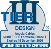 Certificação  da Angola Cables