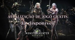 Game The Witcher 3 disponível