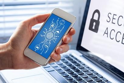 Celular com tecnologia de segurança