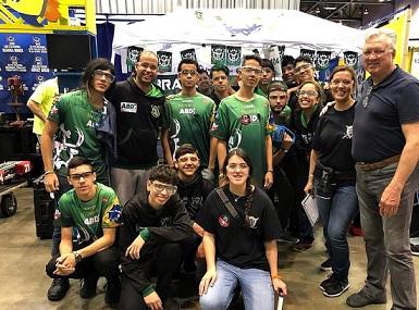 Equipe de robótica