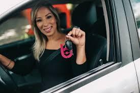 Condutora do Lady Driver