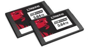 SSDs linha DC500