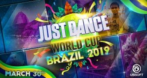 Banner campeonato Just Dance