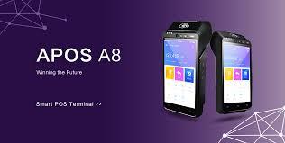 Mauininha Ingenico APOS A8