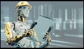 mão-de-obra 4.0 robô engenheiro