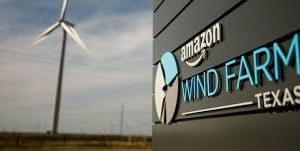 Wind farm parque eólico Amazon