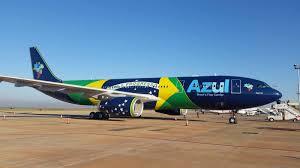 Avião da Azul SITAONAIR