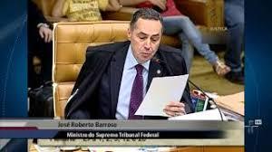 Luiz Roberto Barroso palestrante na Instituto New Law
