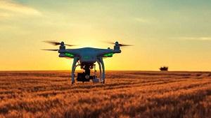 Drone da Embrapa Agro api
