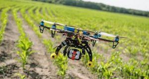 Drone mercado agro