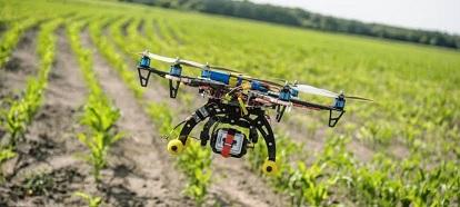 Drone e tecnologias mercado agro