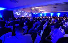 ERP Summit auditório