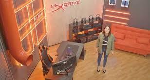 HyperX drive