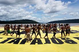 Indios Munduruku