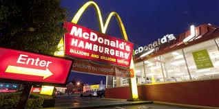 Loja do McDonald's